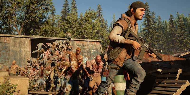 Days Gone Difficulty Settings