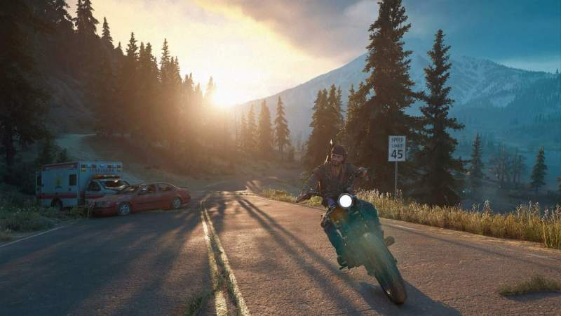days gone ps4 controls guide