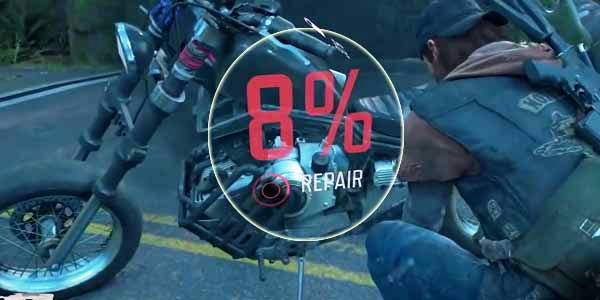 Days Gone How To Repair Bike