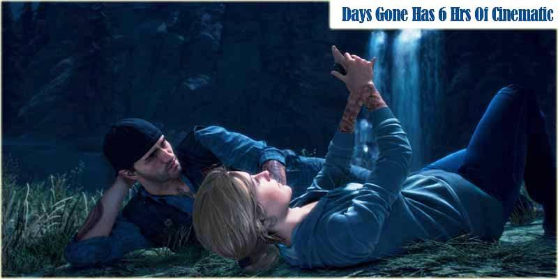 Days Gone Sam Witwer Interview