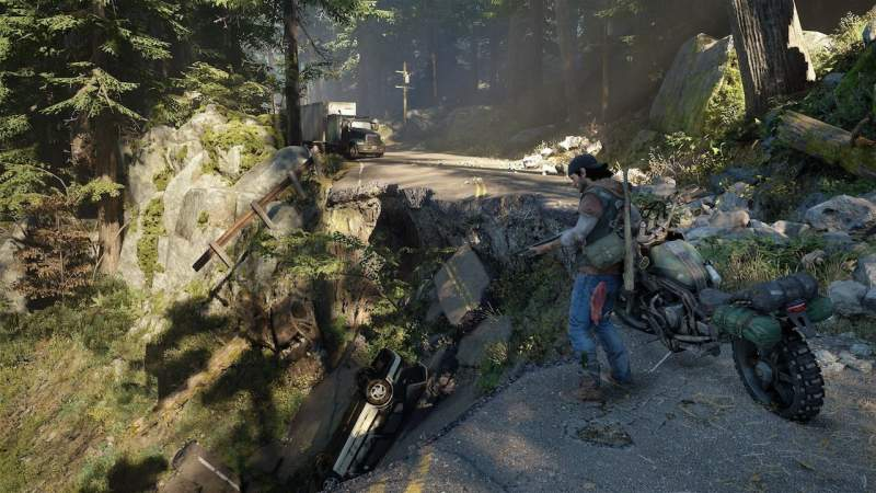difficulty settings change days gone