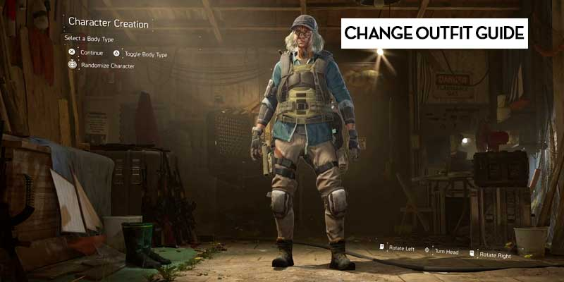 How To Get More Outfits or Apparels In Division 2