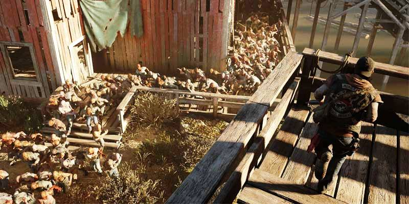 Days Gone PS4 Download Size