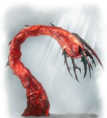 Fade To Silence Hellvine Monster