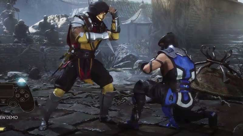How To Block Attack In Mortal Kombat 11