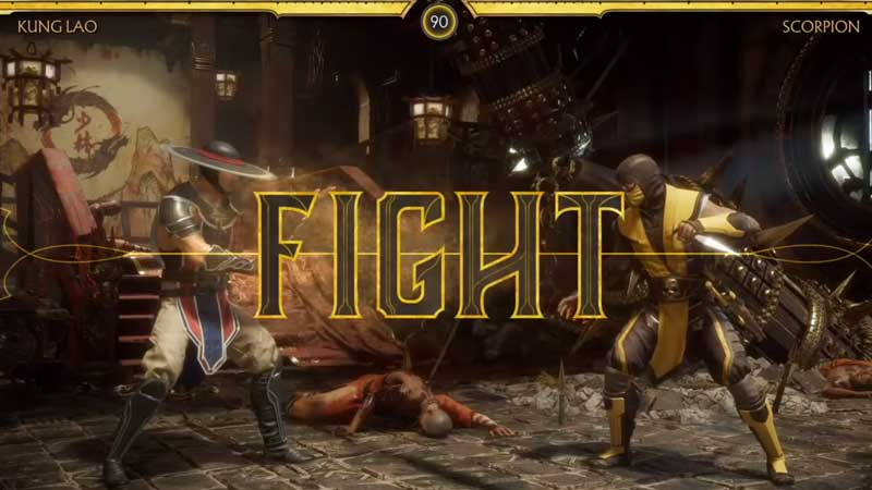 How To Forward Dash In Mortal Kombat 11 - GameTweak