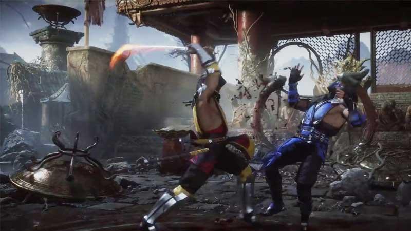 Mortal Kombat 11 Extend Basic Attacks