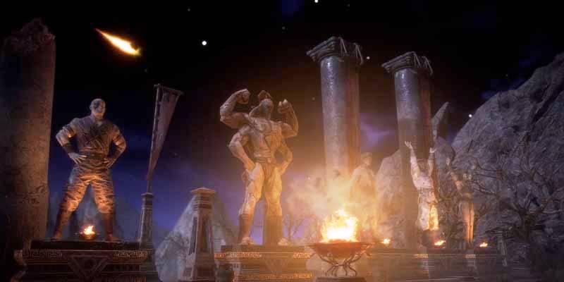 Mortal Kombat 11 Gem of Living Location