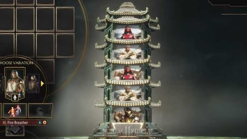 Mortal Kombat 11 Towers Of Time Guide