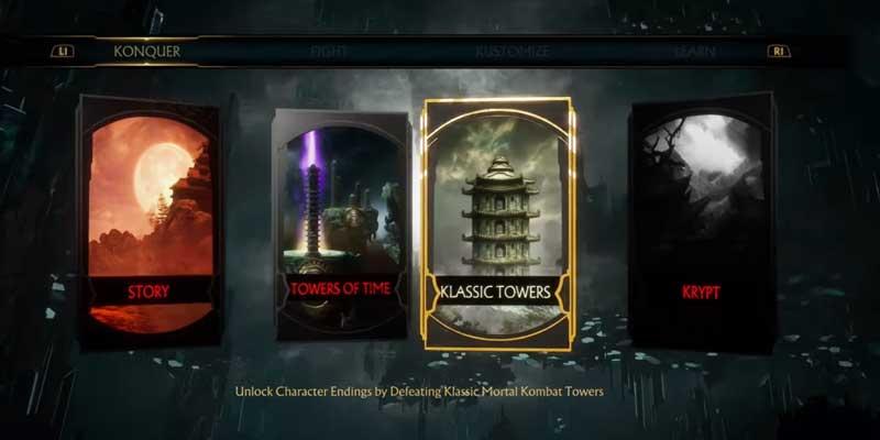 Unlock Character Endings In Mortal Kombat 11