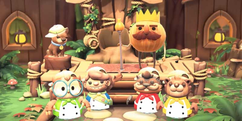 Overcooked 2 Campfire Cook DLC Details