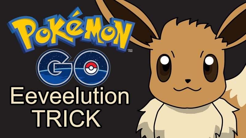 pokemon go eevee evolution tricks