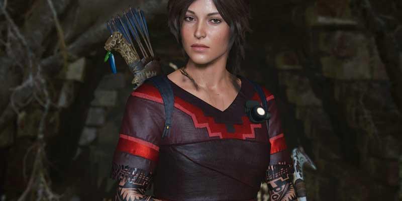 Shadow Of Tomb Raider New Mod