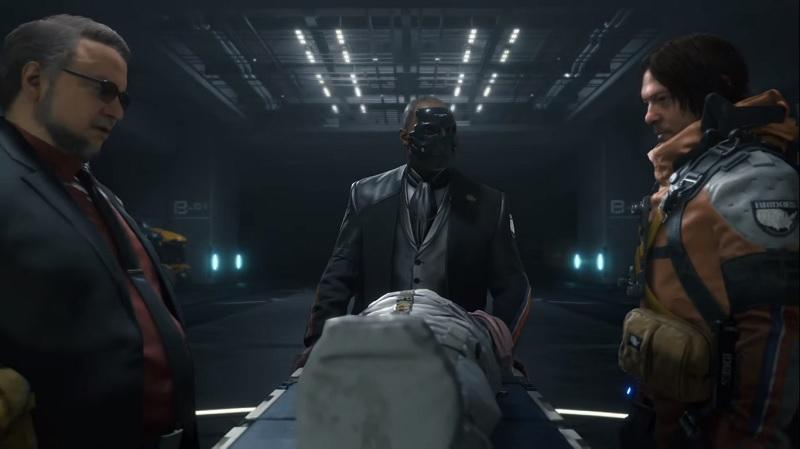 Death Stranding Trailer and Screenshots
