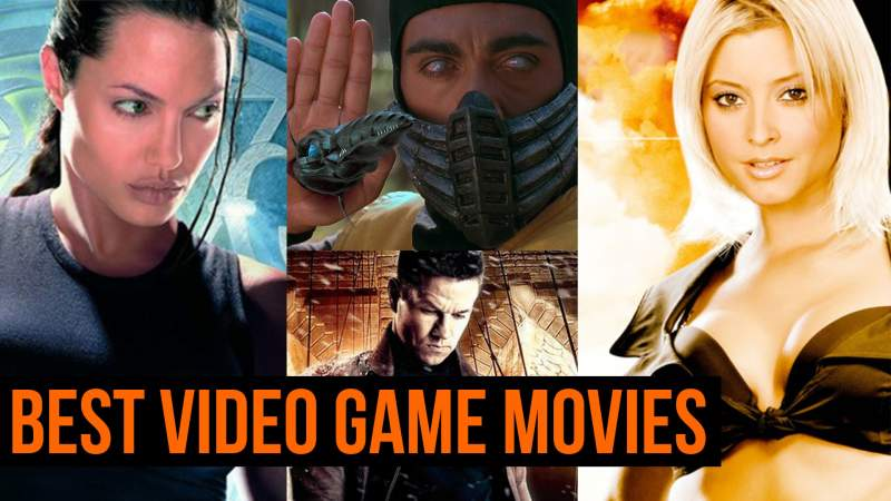 best video game movies