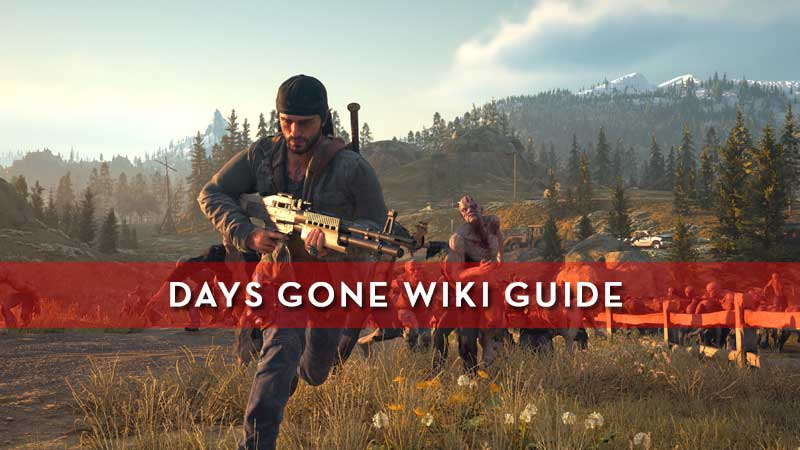Days Gone Wiki Guide