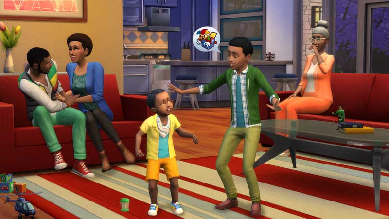 Download Sims 4 Free