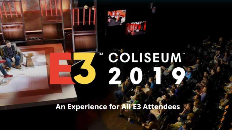 E3 2019 Full Schedule
