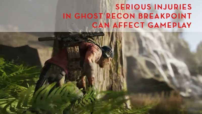 Ghost Recon Breakpoint Gameplay