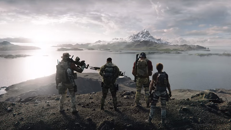 Ghost Recon Breakpoint AI