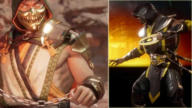 How To Get Rare Gold Demon Scorpion Skin In Mortal Kombat 11