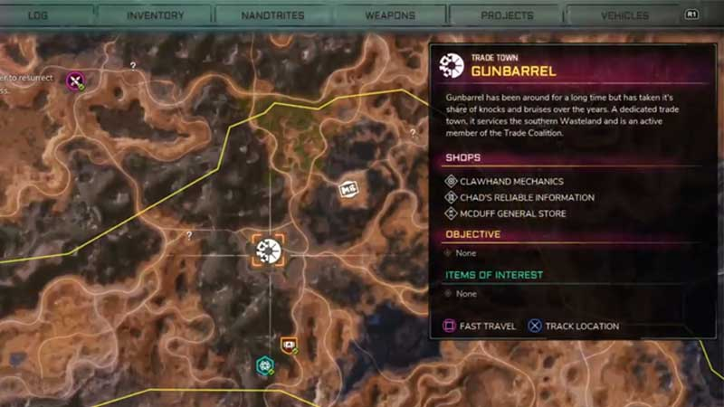 How To Fast Travel In Rage 2
