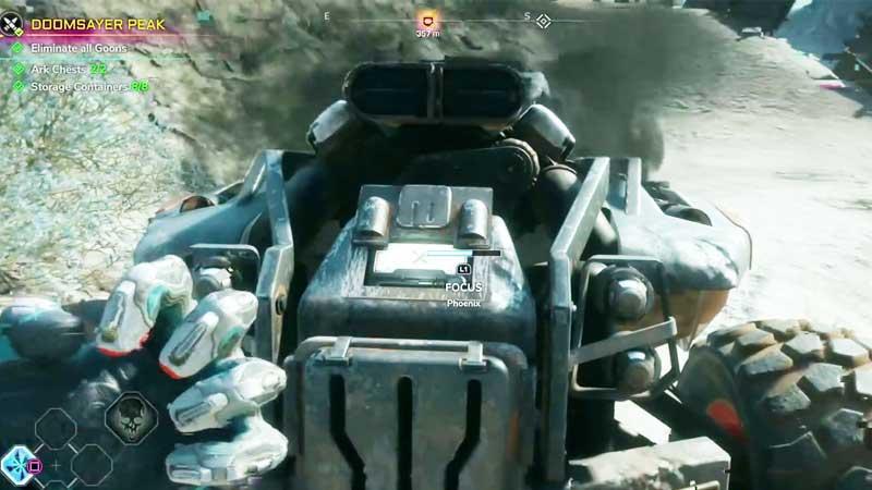 Repair Damage Vehicles in Rage 2