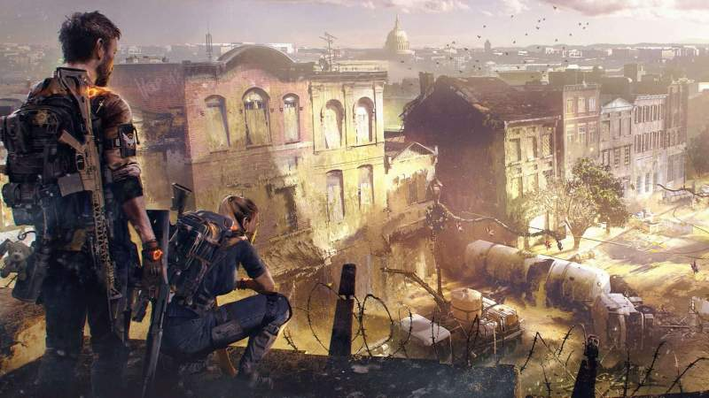 how to save raid progress in division 2