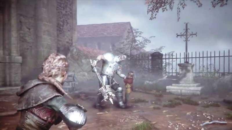 Defeat Knight Boss In A Plague Tale Innocence