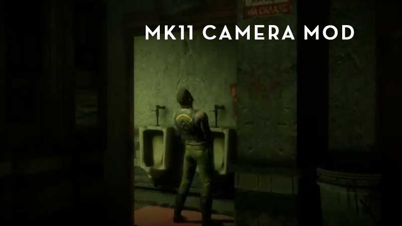 Mortal Kombat 11 Camera Mod