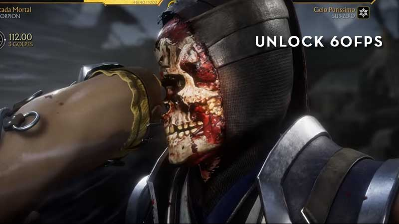 How To Unlock 60FPS On Mortal Kombat 11