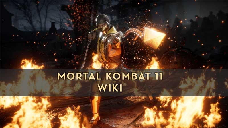 Mortal Kombat Wiki Guide