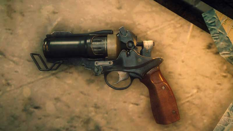 settlers pistol rage 2