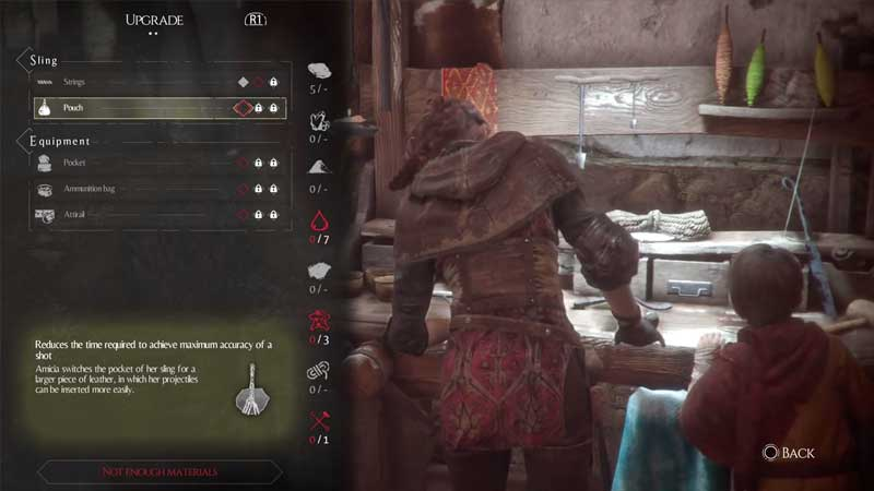 Unlock Crafting In A Plague Tale Innocence