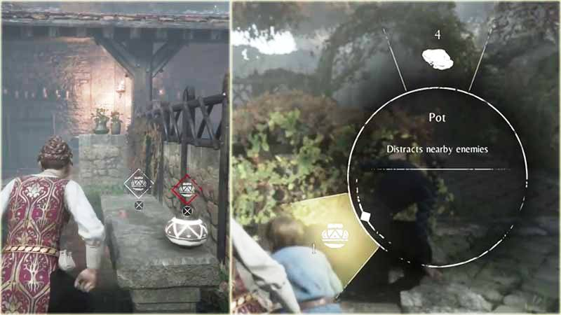 Distract Enemies In A Plague Tale Innocence