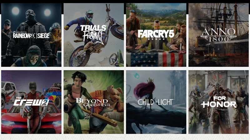 Ubisoft Uplay Free Service