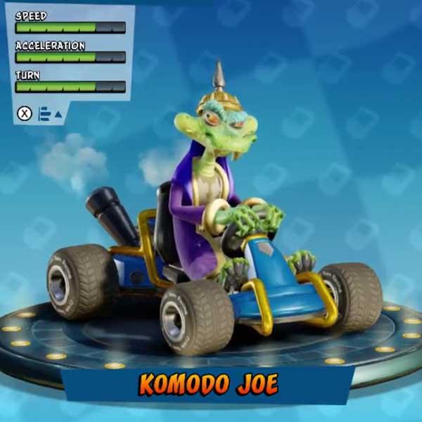 Crash Team Racing Nitro-Fueled Best Characters List