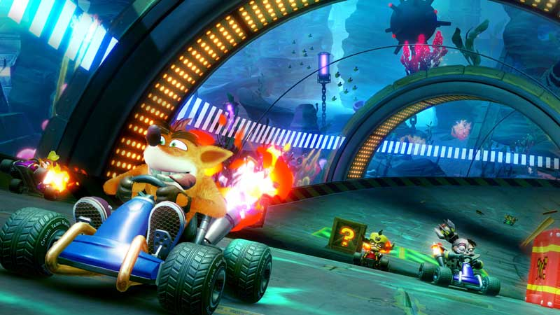 Crash Team Racing Nitro-Fueled Boost Guide