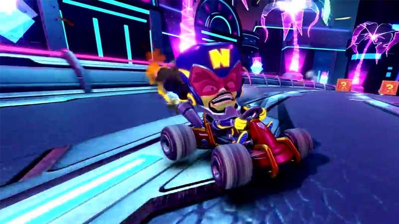 Crash Team Racing Nitro-Fueled Drifting Tips