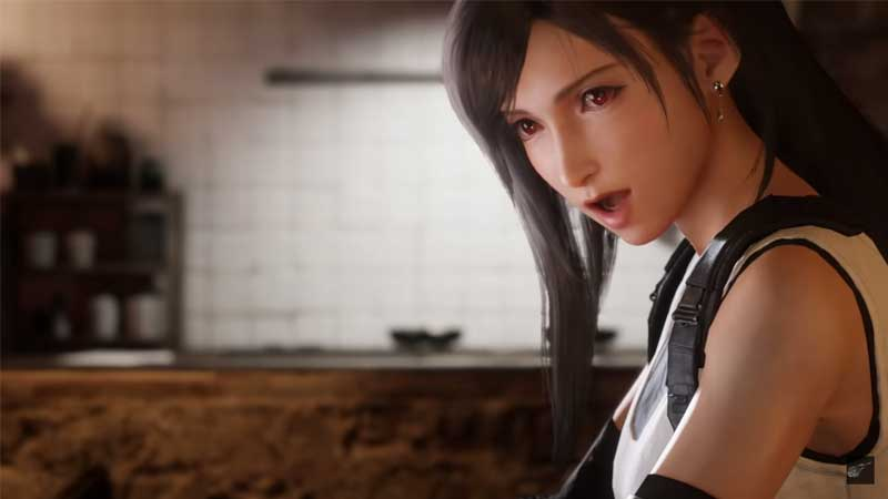 Final Fantasy VII Remake New Features