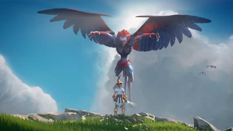 Gods & Monsters Zelda