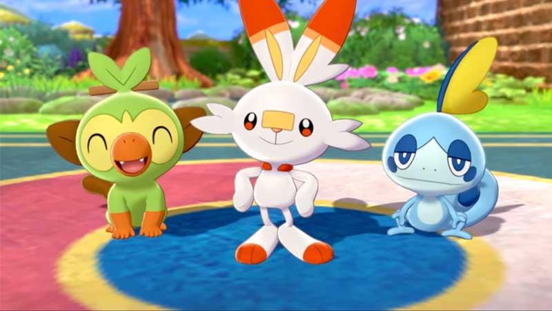 Pokemon Sword & Shield News