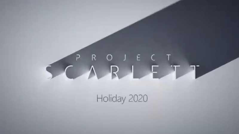 Project Scarlet E3 2019