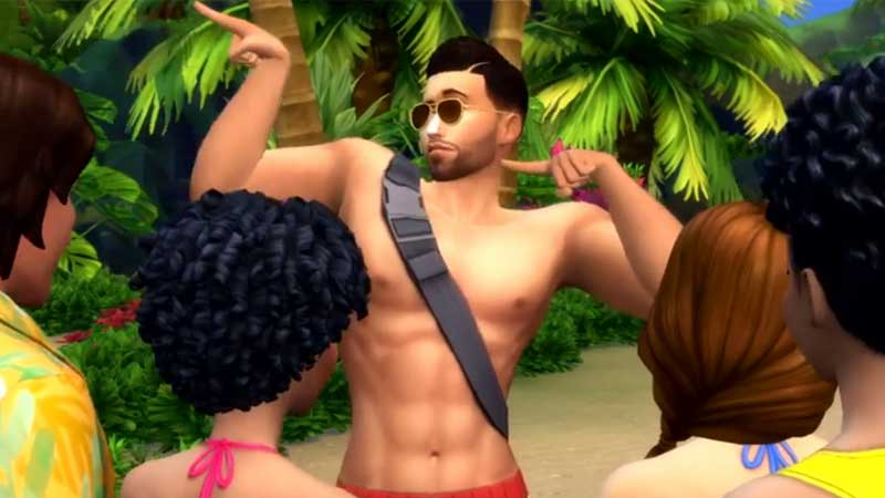 SIMS 4 New Expansion Pack Island Living