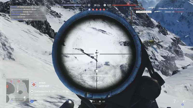 battlefield 5 invisibility bug