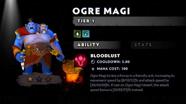 Dota Underlords Hero Guide