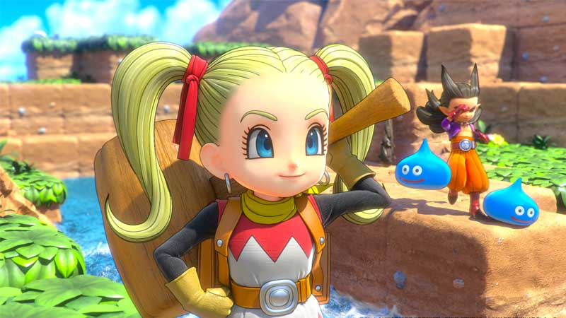 dragon quest builders 2 farmers bed