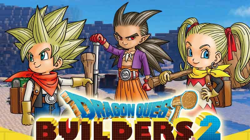 dragon quest builders 2 weapons