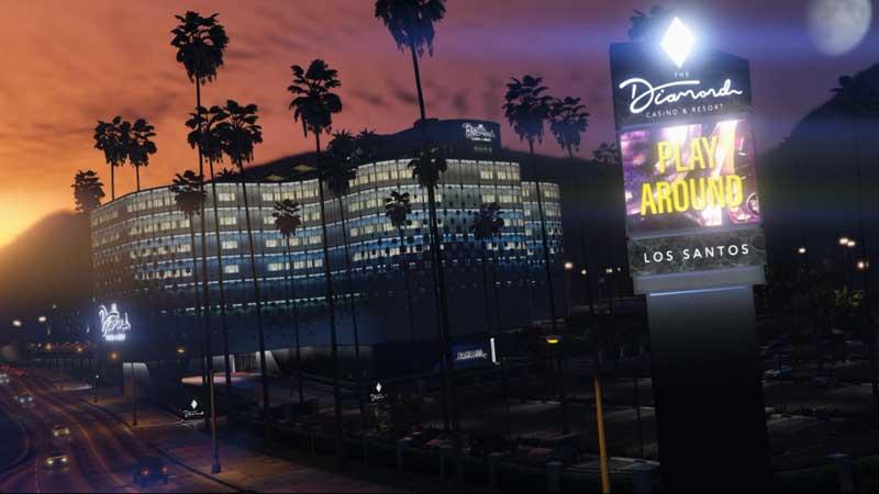 GTA Online Diamond Casino Rewards