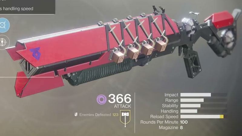 Destiny 2 Legendary Ikelos Weapons Guide